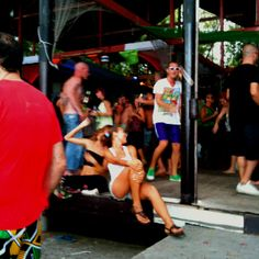 Backyard club koh phangan