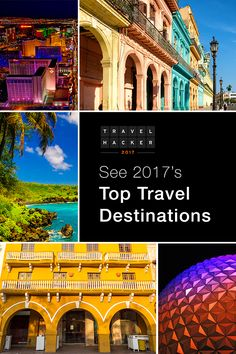 Where should you travel in 2017? We've analyzed data from over a billion searches to find the top destinations. Whether you're looking for a beachy escape or a flight that won't break the bank, find out where to go, when to book and what to expect. Travel Problem Solved.