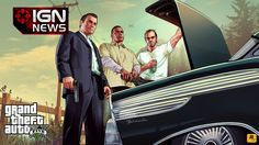 GTA 5 Release Date Revealed for PS4, Xbox One, and PC - IGN News