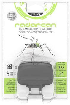SC-2 Ahuyentador de mosquitos por ultrasonidos