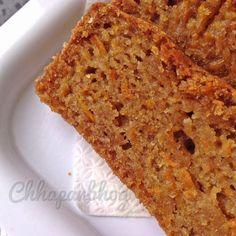 Chhapan Bhog: Eggless Whole Wheat Carrot Cake