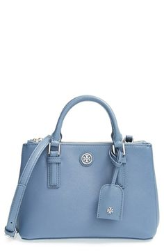 Tory Burch 'Robinson - Micro' Double Zip Tote available at #Nordstrom
