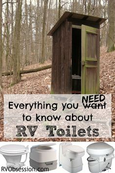 RV Toilets - you hear the words like black tank, cassette, composting and porta potti. but no one has actually explained what each of these are. Camper Life, Rv Campers, Rv Life, Camper Trailers, Teardrop Campers, Teardrop Trailer, Happy Campers, Camper Van, Tiny Camper