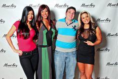 Check out the WWE Divas @MountAiryCasino
