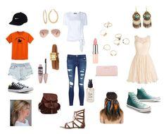 Piper McLean Daughter of Aphrodite Piper Mclean, Aphrodite, J Brand, Ray Bans, Gucci, Daughter, Michael Kors, Nike, Polyvore