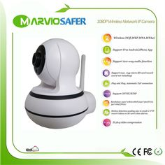 Marviosafer 1080P IP Camera WIFI Camera Surveillance Camera 2 MP Baby Monitor Wireless P2P IP Camara PTZ Wi-fi Security Cam #Affiliate