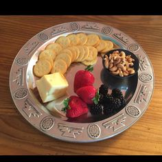 Entertaining? Your guests will love this stunning SW platter.