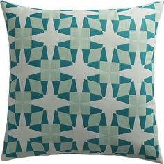 "moravian star 20"" outdoor pillow  