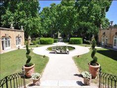 CHATEAU DE LA PIOLINE - AIX EN PROVENCE - Location de salle de mariage salle de reception - 1001Salles