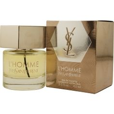 L'Homme Yves Saint Laurent cologne by Yves Saint Laurent - Matt's new cologne, totally recommended for anyone looking for an aphrodisiac!!!