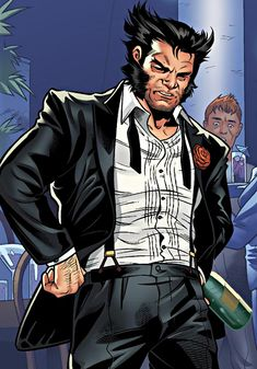 James Howlett (Earth-7153) - Marvel Comics Database