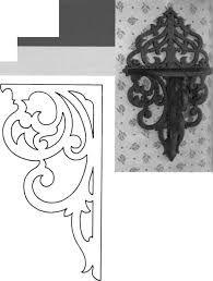 Resultado de imagen para scroll saw candle holder