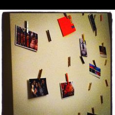My #diy #crafts #postcard wall!
