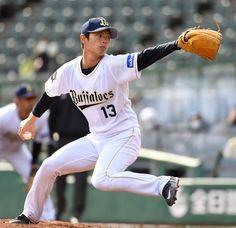 オリックス山岡、あるぞ2桁勝利/担当記者イチオシ - 野球 : 日刊スポーツ