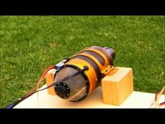 ▶ RC Jet Engine - YouTube