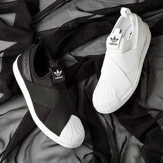 Adidas Superstar Slip On, Adidas Superstar sem Cadarço, 6 Calçados Masculinos em alta pro Verão 2017, Sneaker sem Cadarço, Tênis sem Cadarço, Moda Masculina, Moda para Homens