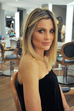 Adorei se eu tivesse cabelo liso cortaria assim!!