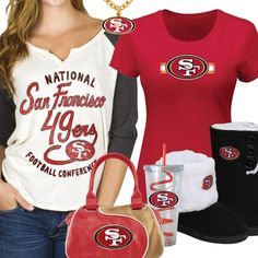 bf94994756d Cute San Francisco 49ers Fan Gear 49ers Fans