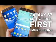 Samsung Galaxy S7 and S7 Edge: CNET Editors react