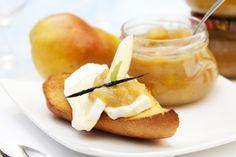 Konfitura z gruszek i karmelu o aromacie wanilii