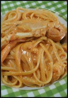 Italian Pasta, Italian Dishes, Italian Recipes, Fish Pasta, Pasta Recipes, Cooking Recipes, Maila, International Recipes, Pasta Dishes