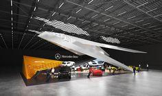 Mercedes-Benz Exhibition Stand Design