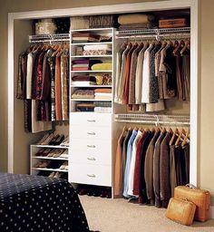 6 claves para sacar el máximo partido a tu armario   Decorar tu casa es facilisimo.com