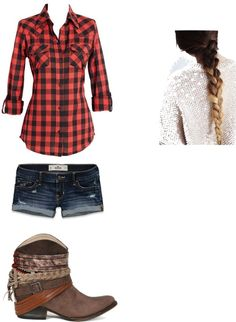 """country girl swag"" by caitlynide on Polyvore"