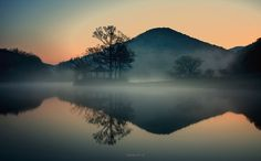 Magnificent Reflected Landscapes of South Korea in the photography of Jaewoon U