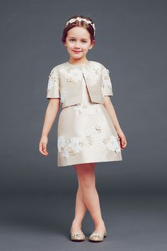 dolce and gabbana winter 2015 child collection