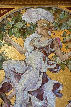 mosaic by gina galvin