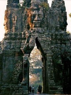 Angor watt cambodja