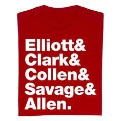 Def Leppard Band Line Up T Shirt