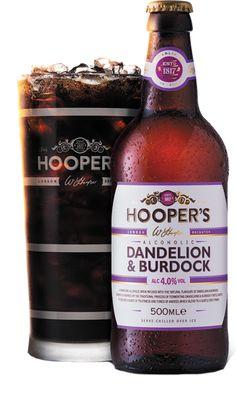 Hooper's Alcoholic Dandelion & Burdock