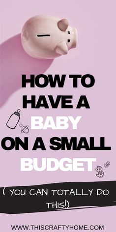 Budget for a new baby! This is your complete guide on budgeting for your new baby and how to be financially ready. Plus some smart ways to save money by budgeting for baby! Getting Ready For Baby, Preparing For Baby, First Pregnancy, Pregnancy Tips, Kids And Parenting, Parenting Hacks, Cost Of Diapers, Baby Hacks, Baby Tips