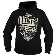 TEAM BAYNES LIFETIME MEMBER (DRAGON) - LAST NAME, SURNAME T-SHIRT T-SHIRTS, HOODIES (39.99$ ==► Shopping Now) #team #baynes #lifetime #member #(dragon) #- #last #name, #surname #t-shirt #shirts #tshirt #hoodie #sweatshirt #fashion #style