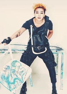 Big Bang G-Dragon - Cosmopolitan Magazine July Issue Daesung, Vip Bigbang, Big Bang, Korean Men, Korean Actors, G Dragon Top, Bigbang G Dragon, Idole, Cosmopolitan Magazine