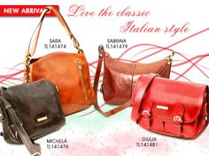Black Friday Discount! The Real Made in Italy Leather Classic Bag!