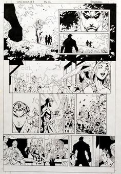 10th Muse #07, page 12 - Roger Cruz, in RogerCruz's 10th Muse #07 Comic…