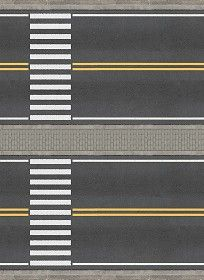 Textures   -   ARCHITECTURE   -   ROADS   -   Roads  - Road texture seamless 07614 (seamless)
