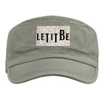 #Beatles Let It Be T-shirts Military Cap