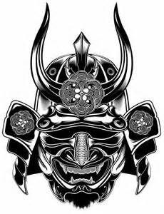 15 Meilleures Images Du Tableau Casque Samourai Tattoo Japanese
