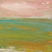 Ocean Moods painting by Teresa Cline ($900-1200 for 24x24)