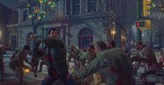 Acaba zombies al estilo Street Fighter en Dead Rising 4 - LEVELUP