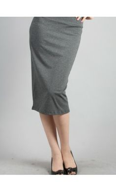 Junior mid length pencil skirt! $17 on Apostolic Clothing! #modest #clothing