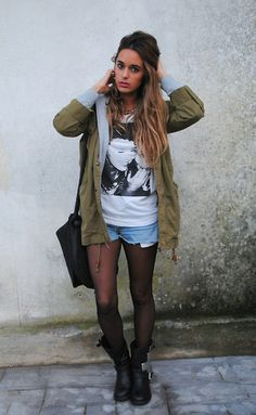 Rock out (by María T.) http://lookbook.nu/look/2875751-rock-out