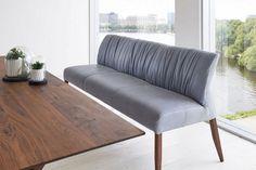 Sitzbänke in Leder kaufen bei lagerhaus.de