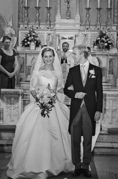 Washington's Katie Walker weds Archduke Imre of Austria