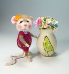 Needle Felting / Needle Felted Creations By Barby Anderson