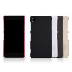 NILLKIN Super Frosted Shield Series Case For Sony Xperia Z2 L50